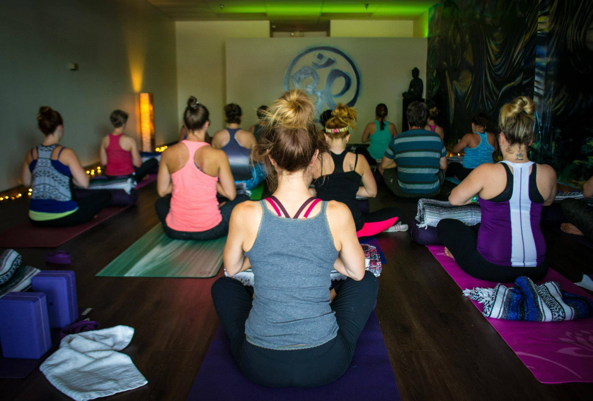 $150 for Three Months of Unlimited Yoga!